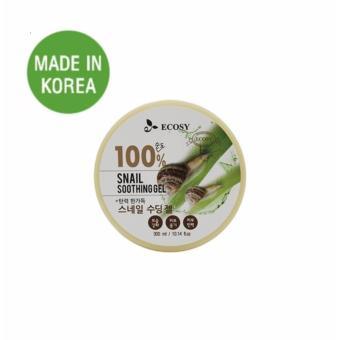 Gel dưỡng da chiết xuất ốc sen Ecosy Snail Soothing Gel 300 ml