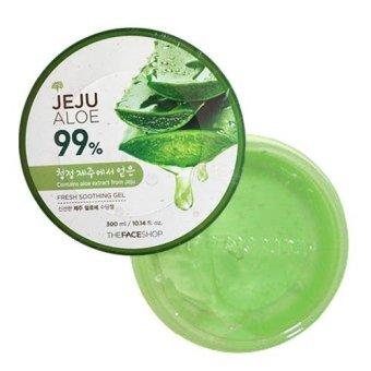 Gel Dưỡng Da Đa Năng Jeju Aloe Fresh Soothing Gel 50Ml/1.69Usfl.Oz.
