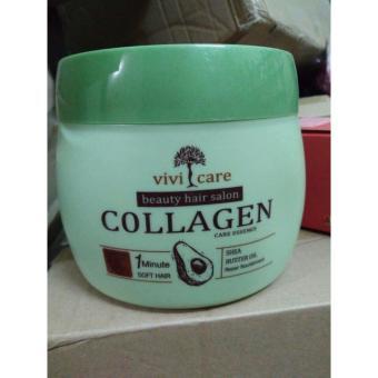 Hấp dầu dưỡng tóc Collagen ViVi Care tinh chất quả bơ - 8491789 , OE680HBAA899BSVNAMZ-15886936 , 224_OE680HBAA899BSVNAMZ-15886936 , 220000 , Hap-dau-duong-toc-Collagen-ViVi-Care-tinh-chat-qua-bo-224_OE680HBAA899BSVNAMZ-15886936 , lazada.vn , Hấp dầu dưỡng tóc Collagen ViVi Care tinh chất quả bơ