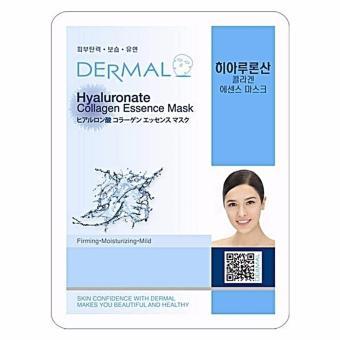Mặt nạ dưỡng da tinh chất Hyaluronate Dermal Hyaluronate Collagen Essence Mask 23g