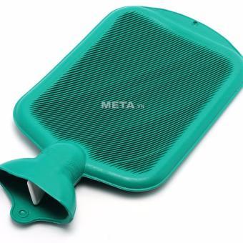 Túi chườm nóng lạnh cao su siêu dẻo Mega ( da cam )