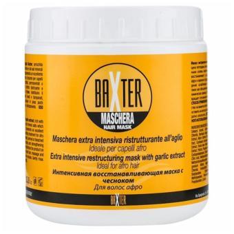 Mặt nạ Vitamin siêu mượt nuôi dưỡng tóc xoăn Baxter 1000ml