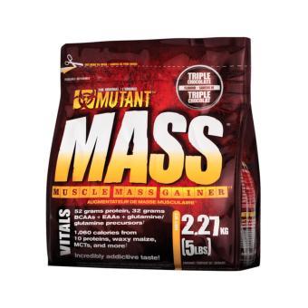 Thực phẩm bổ sung Mutant Mass 5 Lbs