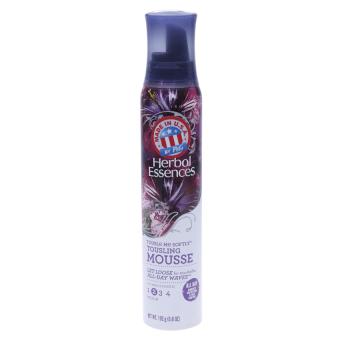 Mousse tạo nếp tóc gợn sóng Herbal Essences Tousle Me Softly 192g