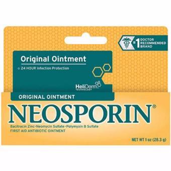 Kem mỡ điều trị vết thương Neosporin Original Ointment (28.3g)