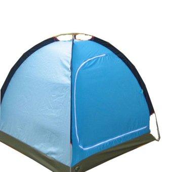 Lều xông hơi Gia Phát 004 (xanh dương)