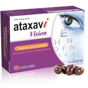 Viên Uống Bổ Mắt Ataxavi Vision