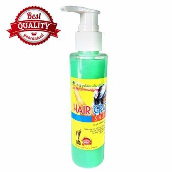 Dầu gội bưởi kích thích mọc tóc Hair Growth Shampoo 180ml Macco Mart