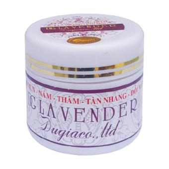 Kem Trị Mụn - Nám - Thâm - Tàn Nhang - Đồi Mồi Lavender - 20g - Lavender008T65