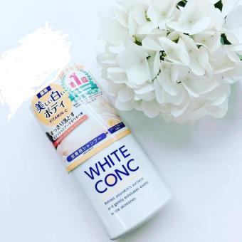 Sữa tắm trắng da toàn thân White Conc Body của Nhật Bản 360ml