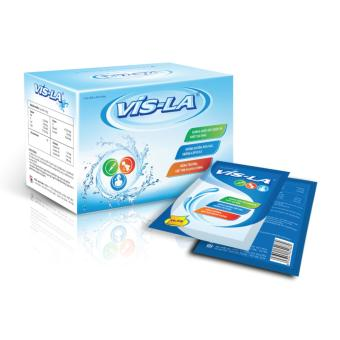 Bổ sung nước, điện giải, vitamin VIS-LA 10 gói/hộp