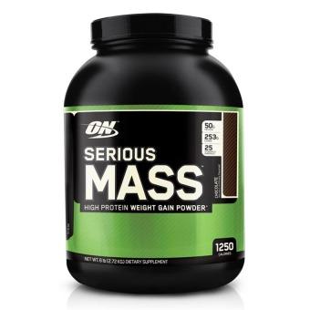 Thực phẩm bổ sung Optimum Nutrition Serious Mass Chocolate 6 lbs