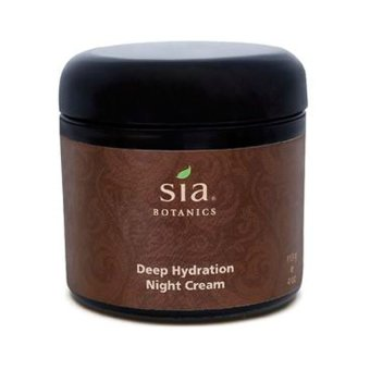Kem đêm dưỡng ẩm sâu Sia Botanics Deep Hydration Night Cream 113g