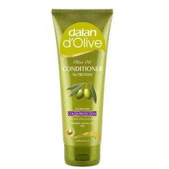 Dầu xả Oliu cho tóc nhuộm Dalan D'Olive Conditioner Nutrition Color Protection 200ml (Hàng Chính Hãng)