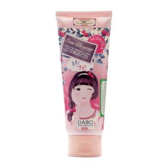Sữa rửa mặt giúp kháng khuẩn và làm trắng da Acerola Hàn Quốc 150ml - Hàng Chính Hãng