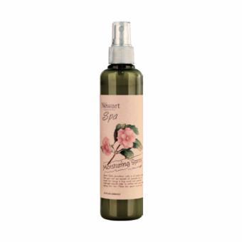 Xịt dưỡng tinh dầu hoa hồng The Beauty Shop - Moisturing spray 250ml