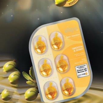 Vĩ 06 viên Ellips Vitamin Mềm Mượt