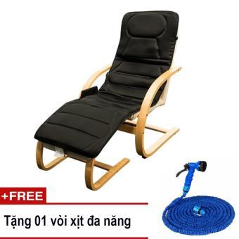 Nệm massage toàn thân Bella + Tặng ống nước co giãn đa năng Magic Hose
