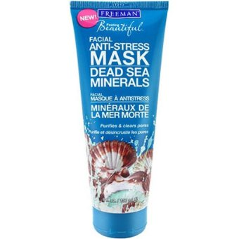 Mặt nạ khoáng Freeman Feeling Beautiful Facial Anti-Stress Mask # Dead Sea Minerals 175ml
