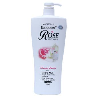 Sữa tắm Unicorn Rose 1.2L (Trắng)