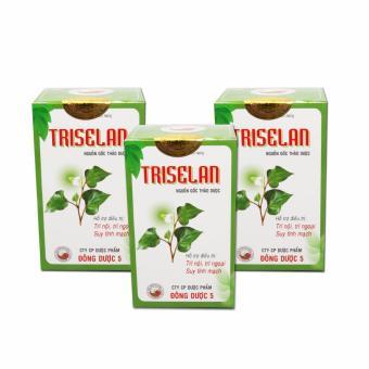 Bộ 3 chai Triselan hỗ trợ điều trị bệnh trĩ