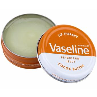 Vaseline dưỡng hộp thiếc Cacao Therapy Cocoa 20g