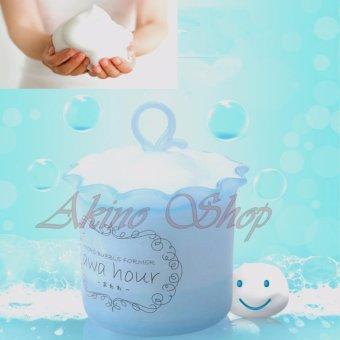 Cốc tạo bọt sữa rửa mặt Xanh CH01