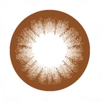 Kính áp tròng A02 Brown (Nâu)