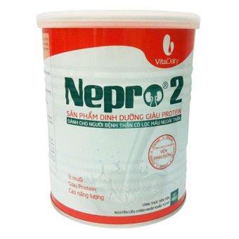 Sữa dành cho người bênh thận Nepro 2 - 400g