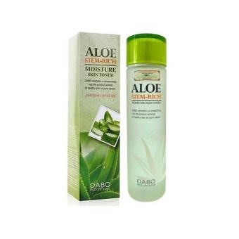 Nước Hoa hồng DABO ALOE STEM-RICH Skin 150ml