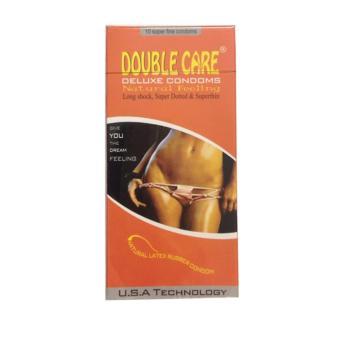 Bao cao su Double care