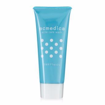 Sữa rửa mặt trị mụn Naris Acmedica Acne Care Wash Nhật Bản 100ml - Hàng Cao Cấp