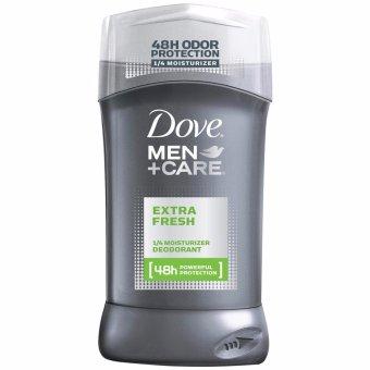 Lăn khử mùi nam dạng sáp Dove Men+Care Deodorant Stick Extra Fresh 85g