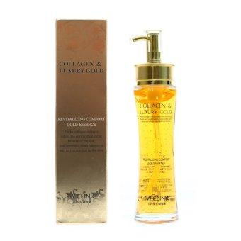 Mua Tinh Chất Trắng Da Collagen And Luxury Gold 3w Clinic 150ml giá tốt nhất