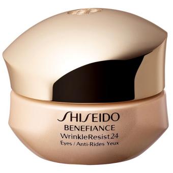 Kem dưỡng da chống nhăn vùng mắt Shiseido Benefiance Wrinkleresist24 Intensive Eye Contour Cream 15ml