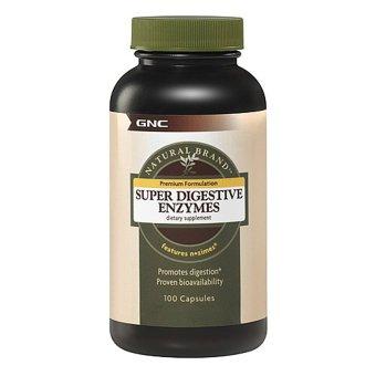 Thực phẩm chức năng hỗ trợ tiêu hóa Super Digestive Enzymes chai 100 viên