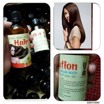 Mĩ phẩm đặc trị - Lotion tinh dầu bưởi kích thích mọc tóc