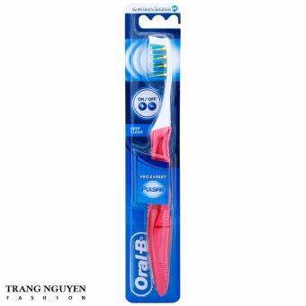 Bàn chải đánh răng chạy pin Oral-B Pulsar Pro-Health - Hàng nhập khẩu