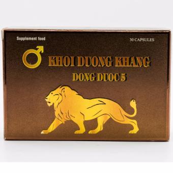 Viên uống tăng cường sức khỏe sinh lý nam giới Khởi Dương Khang.