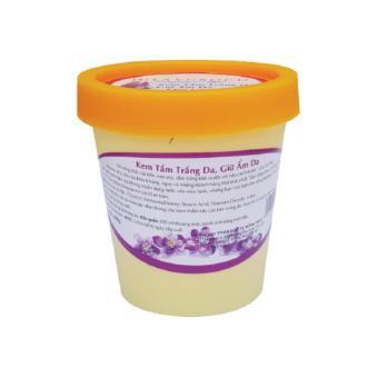 Kem Tắm Trắng Da, Giữ Ẩm Da ( Tắm Trắng Khô) 200g DG Lavender