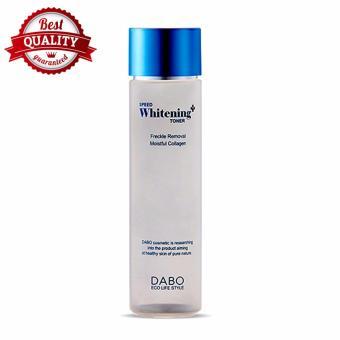 Nước hoa hồng Trắng da DABO Speed Whitening-Up 150ml Macco Mart