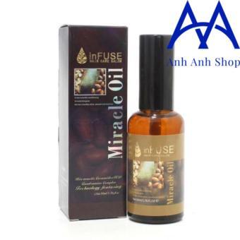 Tinh dầu dưỡng tóc MIRACLE OIL INFUSE 50ml