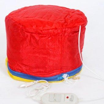 Mua Mũ hấp tóc ủ tóc cá nhân tại nhà (đỏ) giá tốt nhất