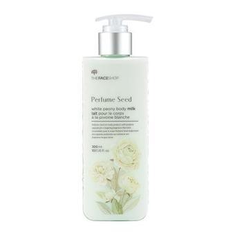 Sữa Dưỡng Thể Hương Nước Hoa Làm Trắng Da Perfume Seed White Peony Body Milk 170Ml/5.74Fl.Oz.