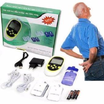 Máy massage xung điện 8 miếng dán
