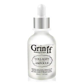 Huyết thanh chống lão hóa Grinif Collagen Ampoule 30ml
