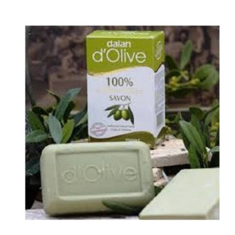 Xà phòng tắm gội Dalan từ dầu Olive (DALAN D'OLIVE OLIVE OIL SOAP)