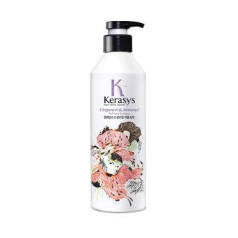 Dầu gội nước hoa Kerasys Elegance & Sesual (violet, xạ hương) 600ml