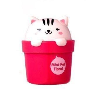 Kem Dưỡng Tay Cung Cấp Ẩm Lovely Meex Mini Pet Perfume Hand Cream 03 White Floral 150Ml/5.0 Us Fl.Oz.