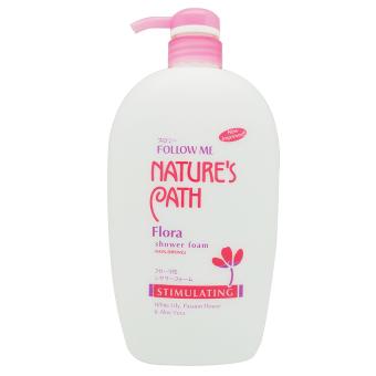 Sữa tắm Cao cấp Follow Me Nature's Path - Hương Flora 1000ml